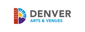 Denver Arts and Venues logo