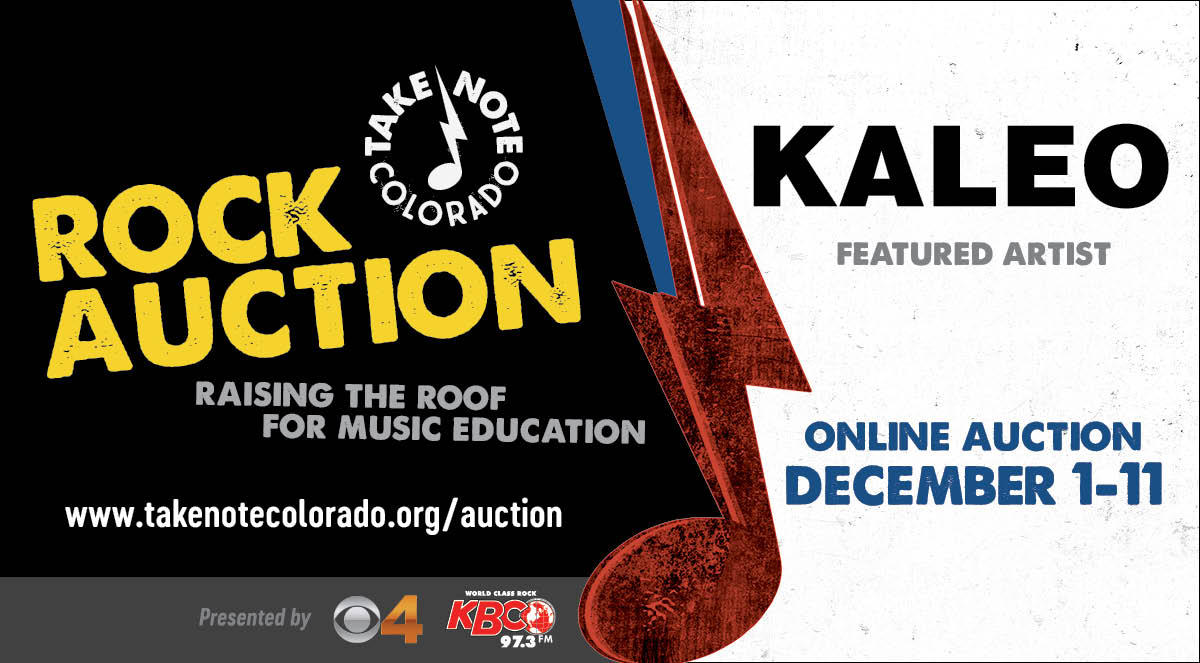 Rock Auction - KALEO